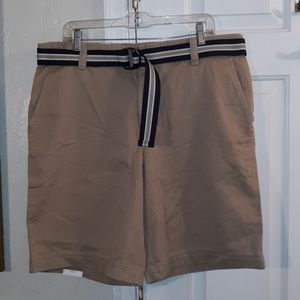 Izod Saltwater Relaxed Classics Mens Shorts NWT